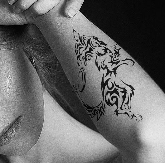 tattoo design doggygraphics
